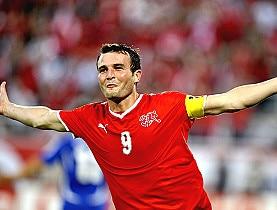 Schweizer Fussballspieler
