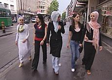Switzerland muslim