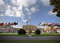 The UN is a key component of international Geneva