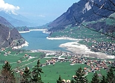 Will Lake Lungern in Obwalden become the Swiss Côte d'Azur?