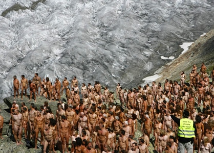 Naked Hikers Switzerland 62
