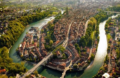 نتيجة بحث الصور عن المدينة القديمة في برن