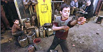 Switzerland is the twenty-sixth country to ratify the ILO child labour convention