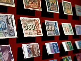 Banking is an integral part of Swiss history