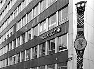 The Swatch group is expected to post strong results for 2000