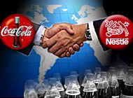 Nestlé and Coca-Cola are to expand their joint venture