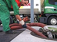 Lower fuel prices dampened inflation