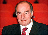 The billionaire fugitive, Marc Rich, who was pardoned by Clinton in January