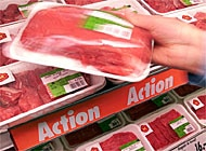 Fears of BSE have sent beef prices tumbling