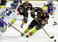Fribourg Gottéron have two more chances left to reach the play-offs