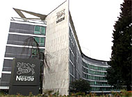 Record performance is led from Nestlé headquarters in Vevey