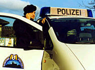 With a lack of Swiss recruits, Basel police are welcoming foreigners into their ranks (picture: www.polizei-bs.ch)