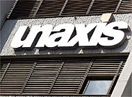 Unaxis' profits have taken off after joining the high-tech sector