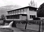Ardon (VS) hydroelectric power station