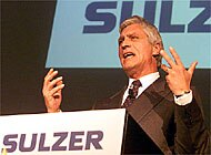 Ueli Roost's departure from Sulzer follows a takeover battle