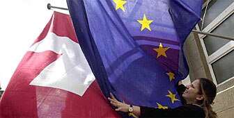 Switzerland is moving closer towards the European Union