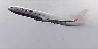 Swissair begins to come out of troubled times