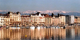 Geneva has attracted many major corporations over the last few years
