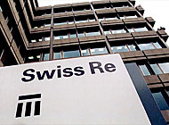 Swiss Re is one of the Swiss insurers with the largest exposure to losses arising from the attacks on the US
