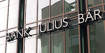 Julius Bär employs 2,400 staff globally