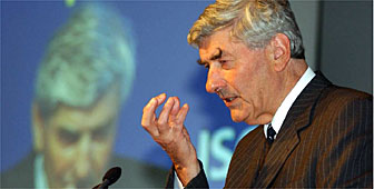 Ruud Lubbers a San Gallo