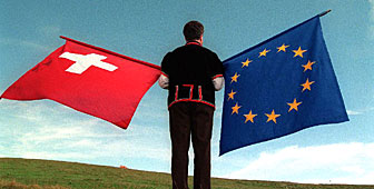 Switzerland is forging closer and closer ties with the European Union