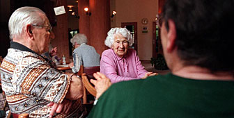 The growing ranks of the elderly are prompting a rethink of the pension system