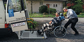 Disabled groups hope to make public transport available to all wheelchair users - not just those who can afford taxis