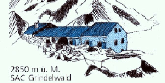The Konkordia Hut first welcomed mountaineers in 1877 (picture: www.konkordiahuette.ch)