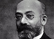 Louis-Lazare Zamenhof created Esperanto as a way of bringing people together (www.helsinki.fi)
