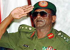 Sani Abacha's stashed billions are proving difficult to bring home