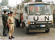 UN Weapons inspectors could soon be returning to Iraq