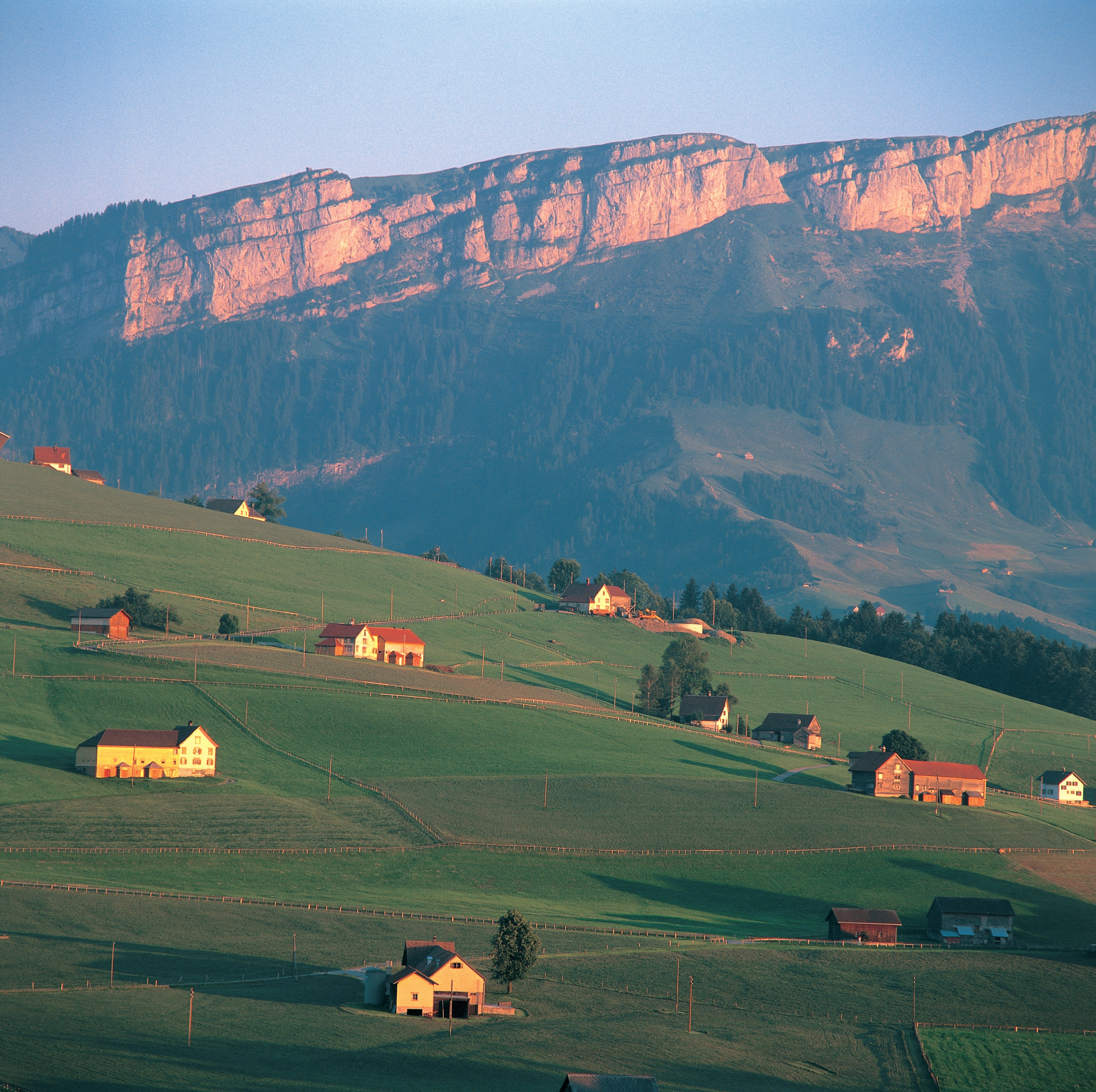Canton Appenzell Inner Rhodes (swiss-image)
