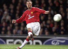 Manchester's David Beckham could be one of the stars making the trek to Basel