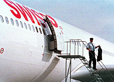 The job losses will affect cabin crew, ground personnel and pilots