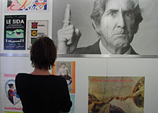 Around 70 posters are included in the collection (swissinfo)
