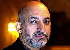 Karzai asked for Swiss help earlier this year