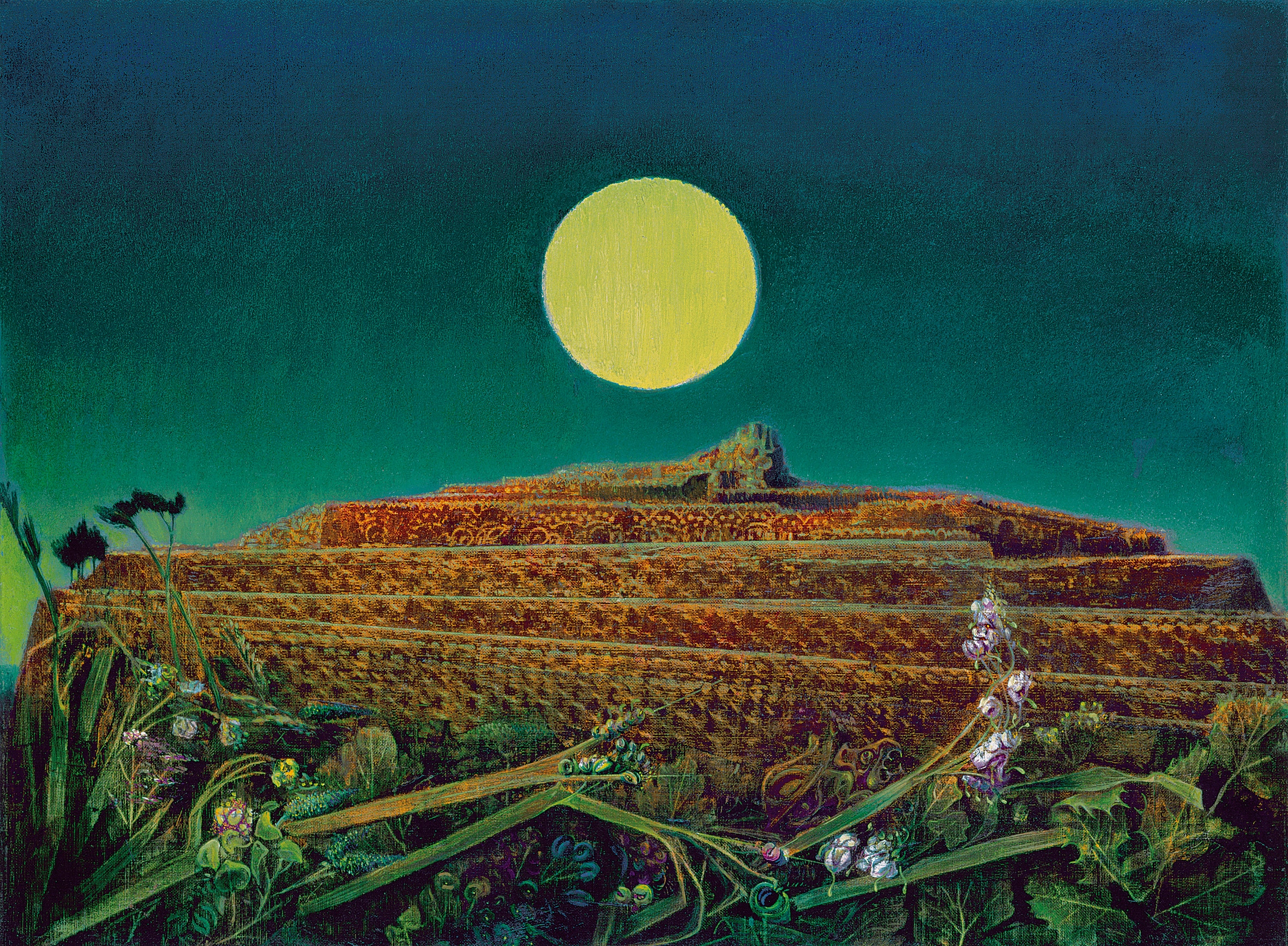 Max Ernst, The Entire City, 1935