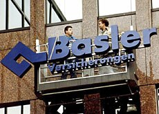 The Baloise Group is a prime example of how the economic downturn affected the Swiss insurance industry last year