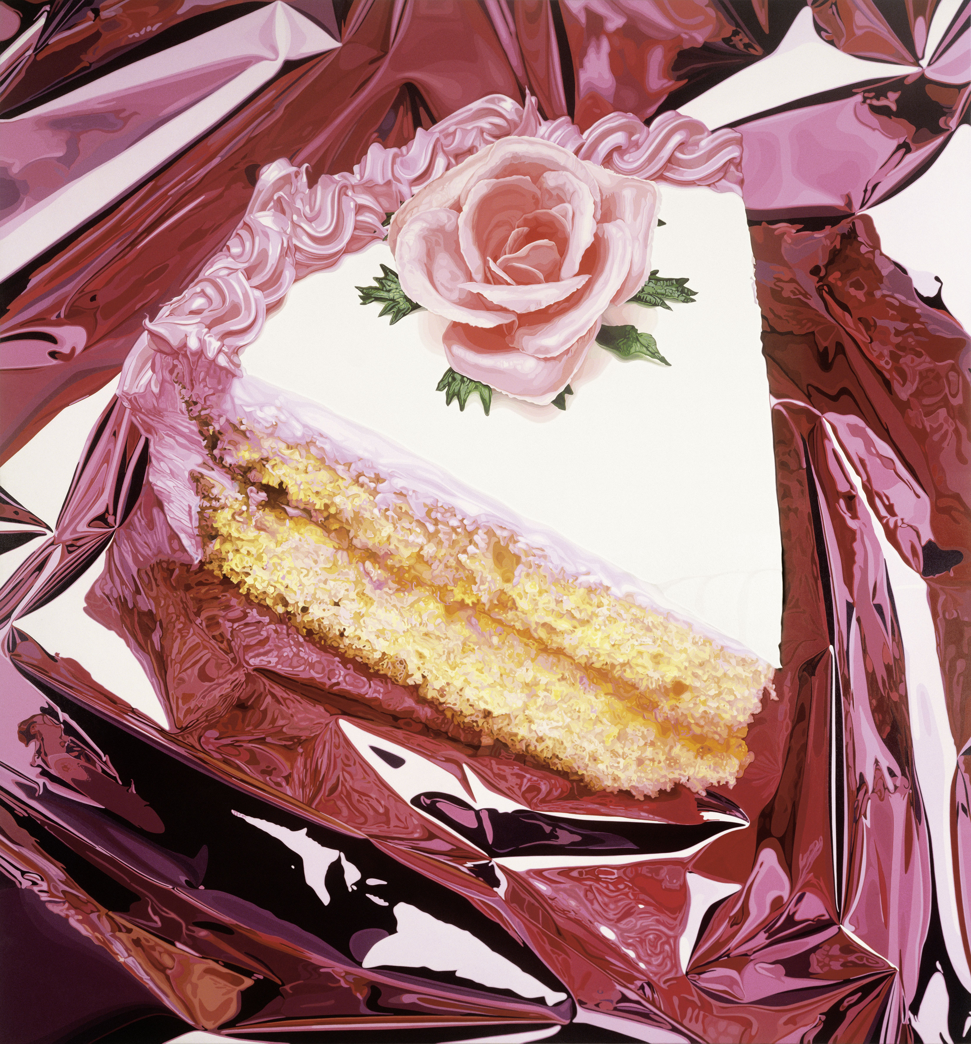 Cake, 1995–97, oil on canvas