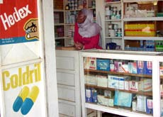 Buying antimalarials over the counter is common practice in Tanzania