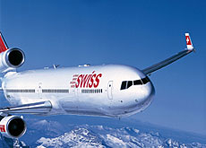 Beleaguered Swiss is having to chart a tight course in difficult times for the aviation industry (Swiss)