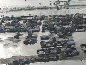 Society needs a paradigm shift to protect natural resources and prevent problems such as recent flooding in Haiti