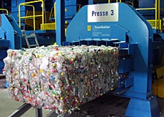Each Swiss recycles on average 100 PET bottles a year