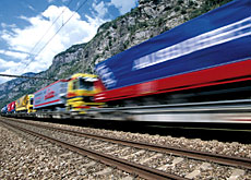 The Swiss Federal Railways looks set to make losses for the next few years (SBB)