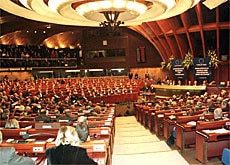 The European Court of Human Rights was set up by the Council to enforce the Human Rights Convention