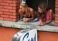 Prostitutes in Zurich