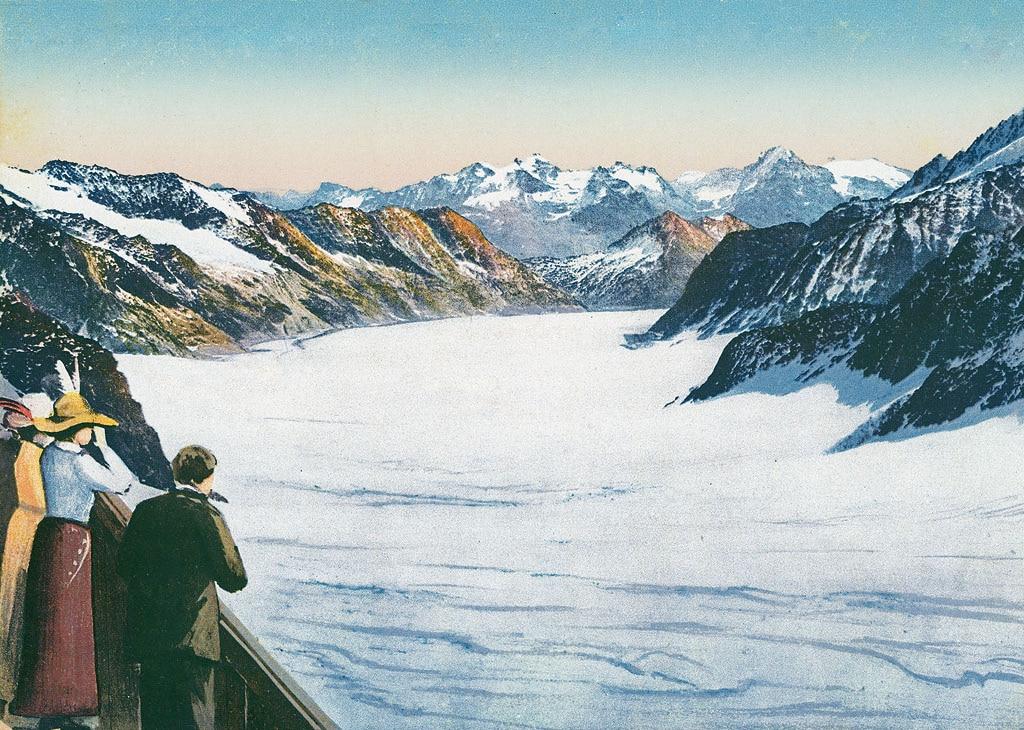 Jungfrau Railway is still on top - SWI swissinfo ch