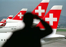 Searching for a solution: Swiss records another loss