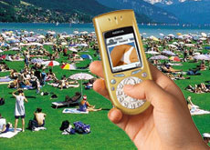 Thousands of Swiss send MMS messages every day